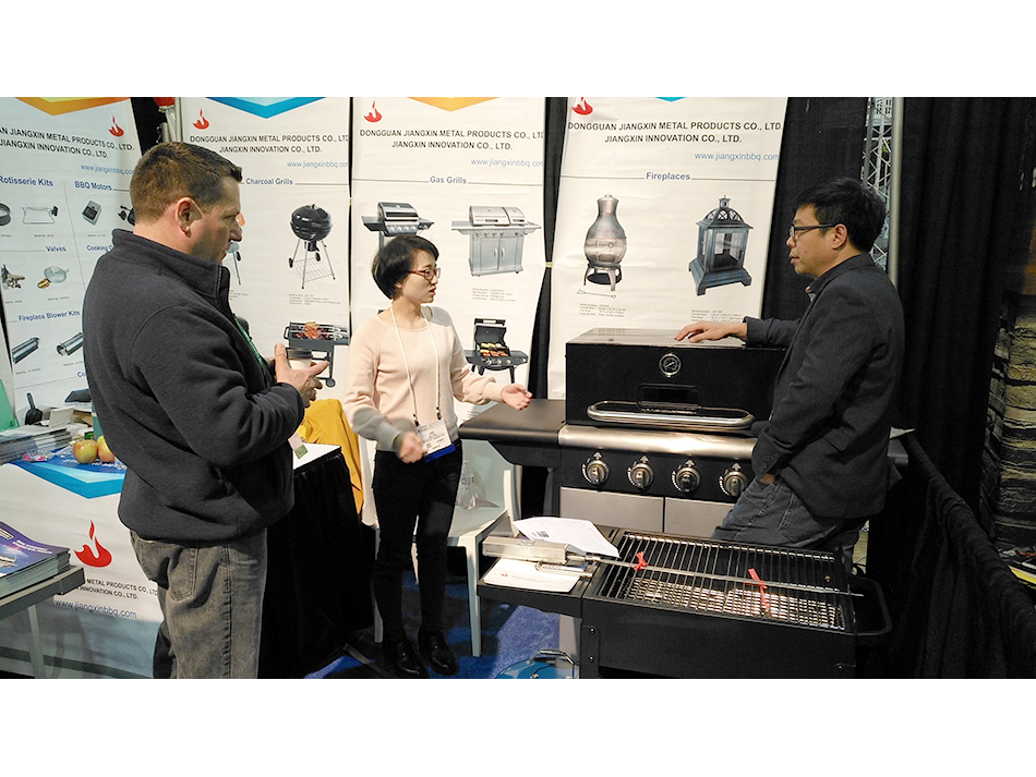 HPB Expo-customers visit