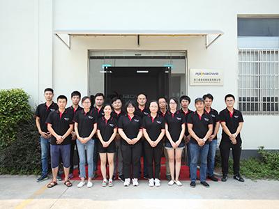 Shaoxing Rainbowe Machinery Import & Export Co., Ltd.