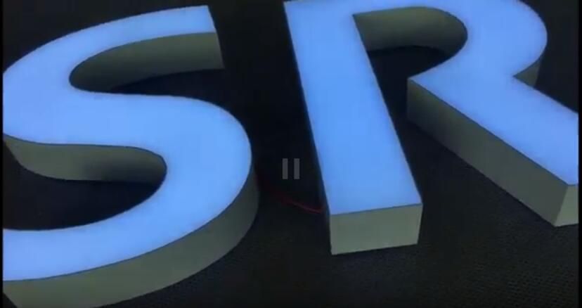 LED channel Letter Signs