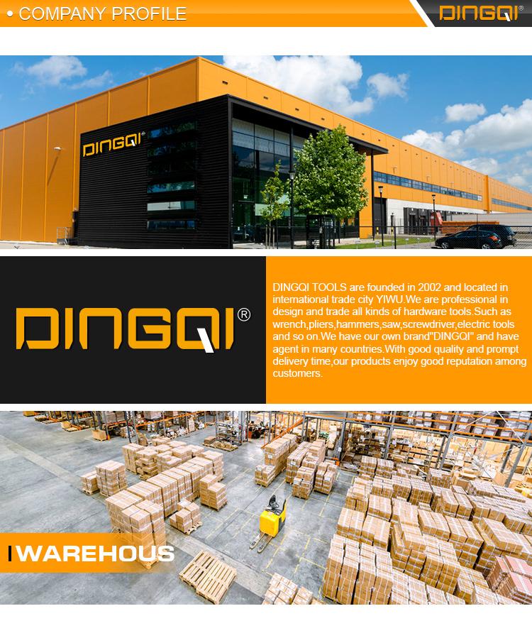 DINGQI Display Rack Solution outils d'étagère en métal salle d'exposition