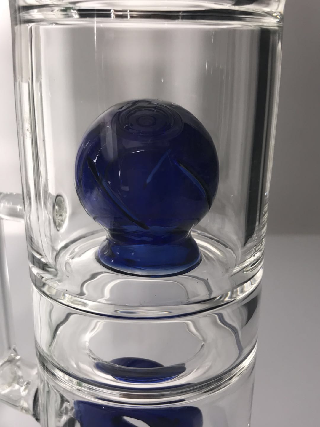 Straight tube bong water pipe bongs glass pipes