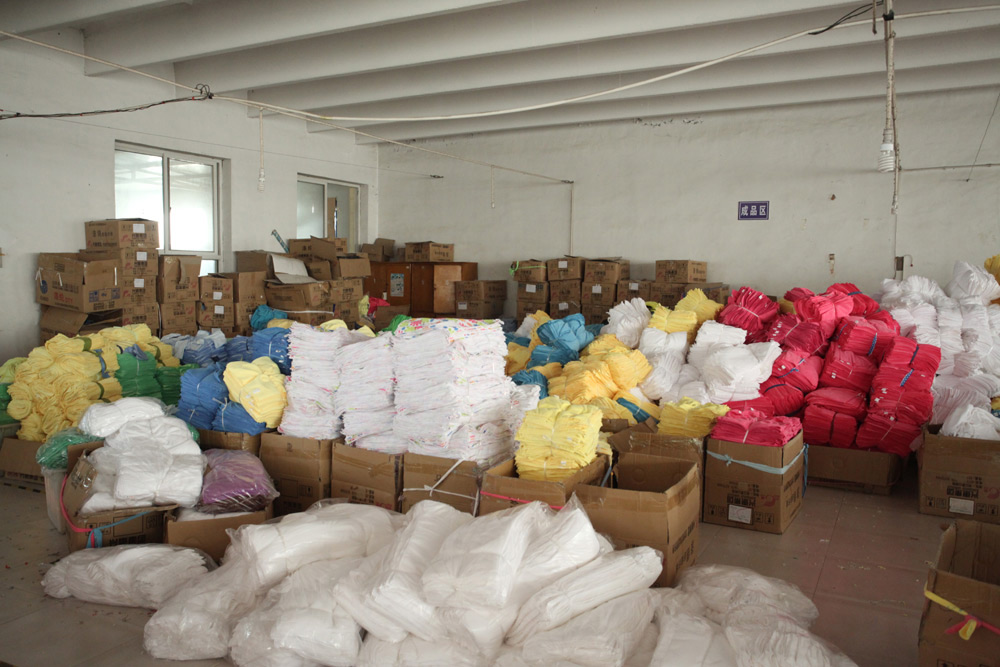 Factory Corner in Yuanshi County Zhengheng Textile Co.,Ltd