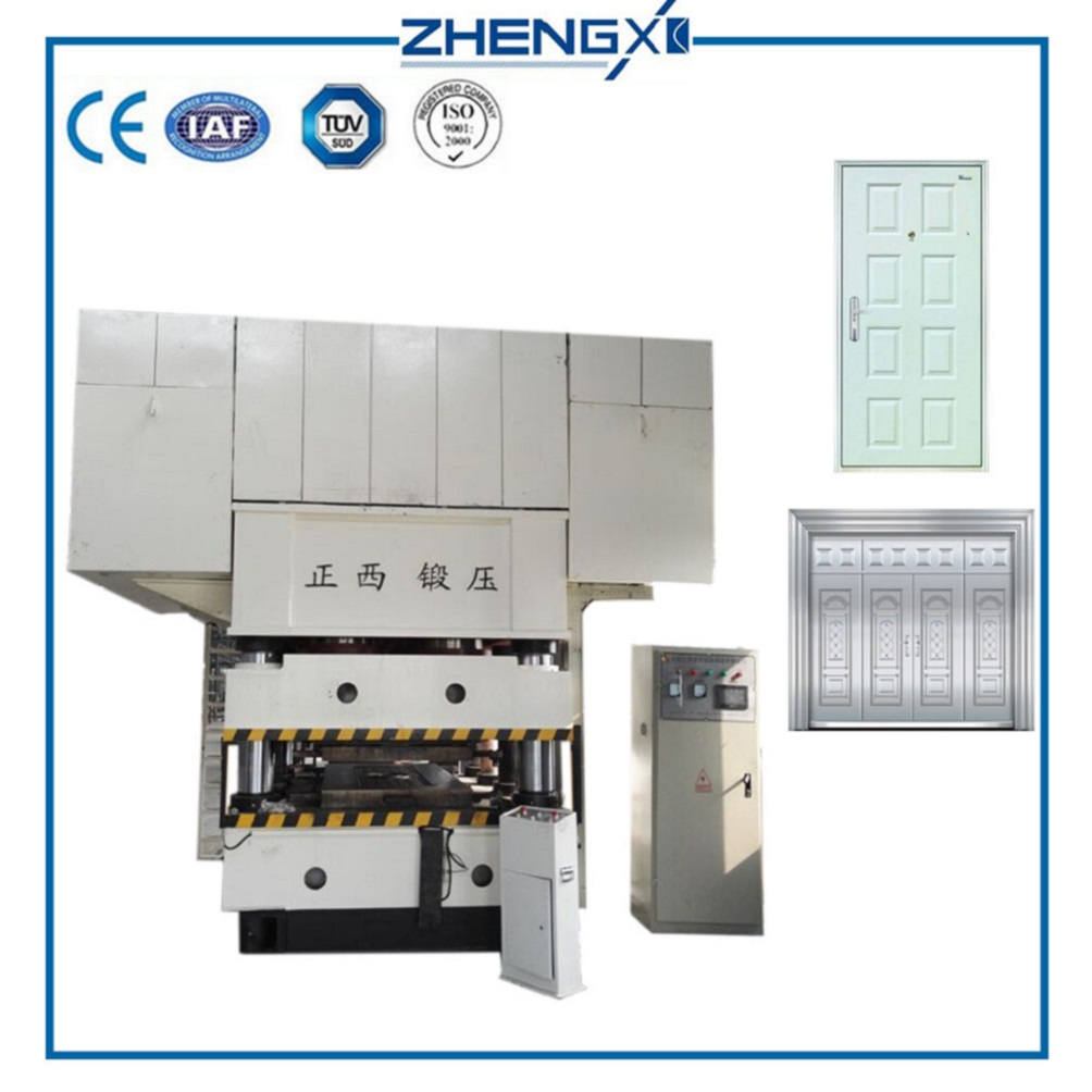Metal Door Embossig Production Line
