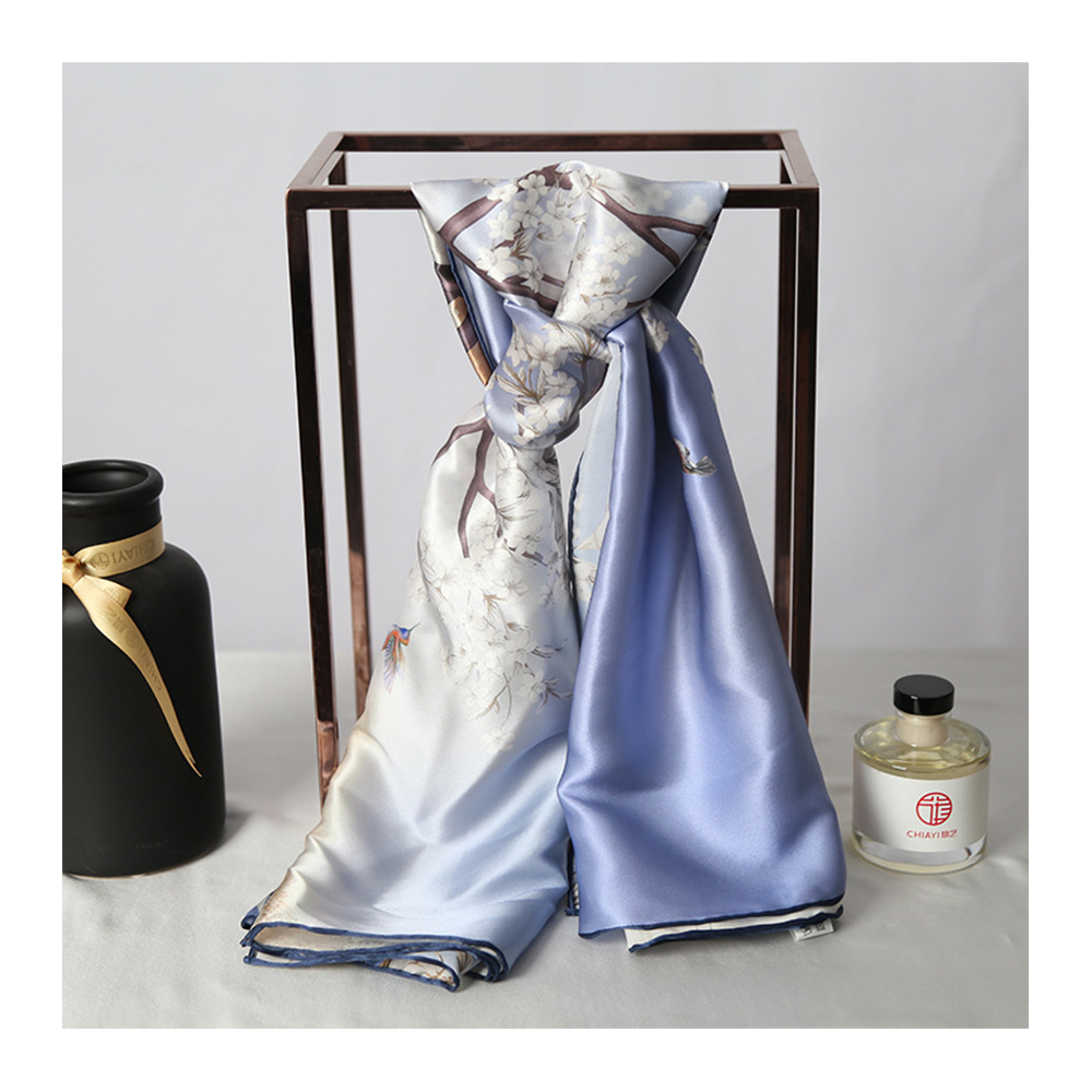 Pure Silk Scarf For Women