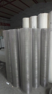 0.25'' Stainless Steel Welded Mesh