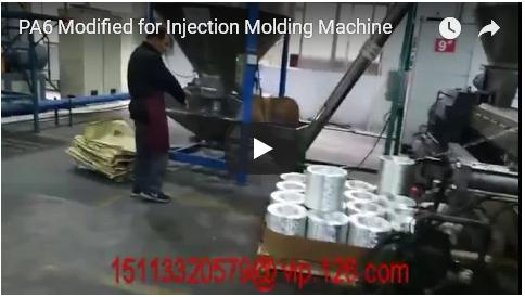 PA6 GF20 Reinforced for Molding Injection Machine