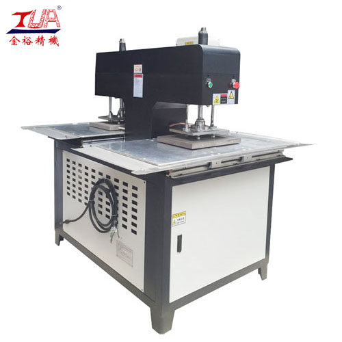 fabric embossing machine, silicone label embossing machine