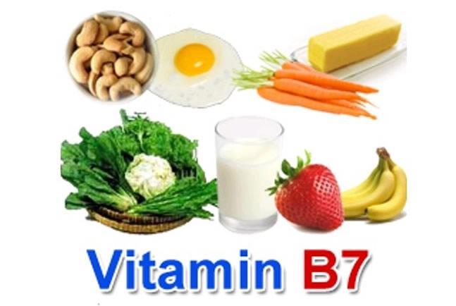 biotin hair vitamin