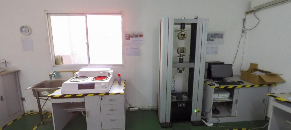 YF Aluminum  Inspection Room-1