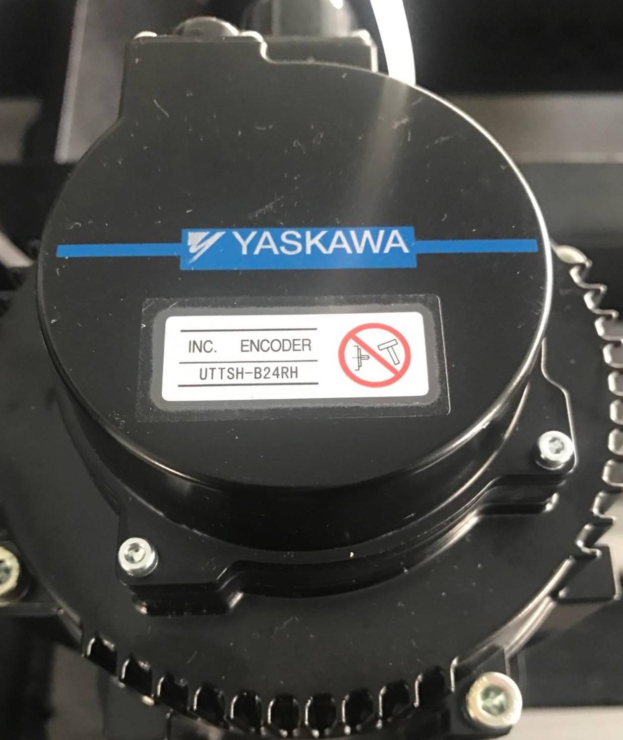 Japan YASKAWA Servo Moto