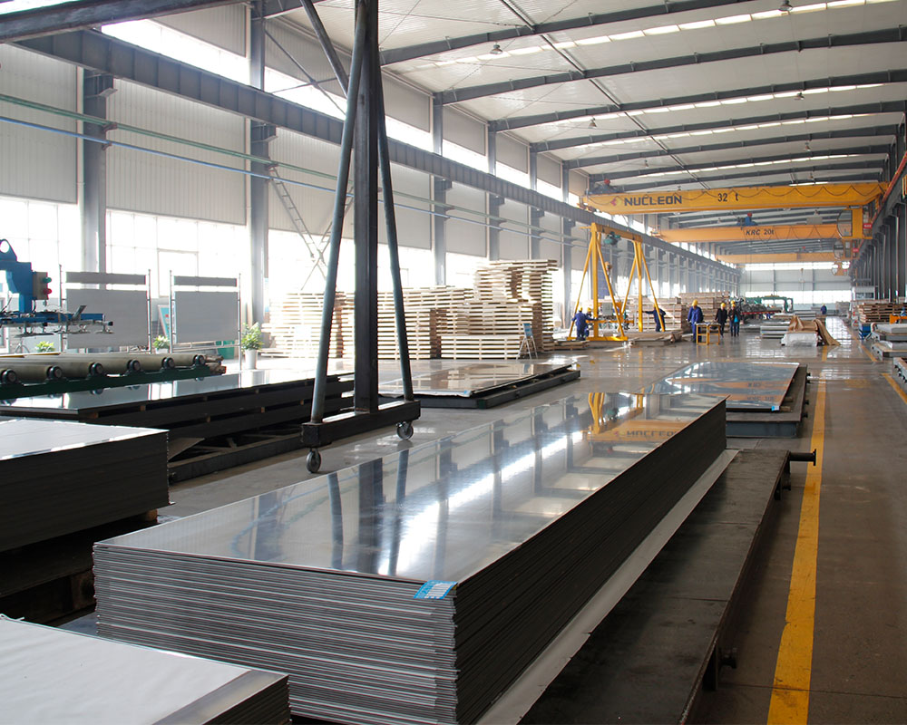 aluminum sheet factory from China