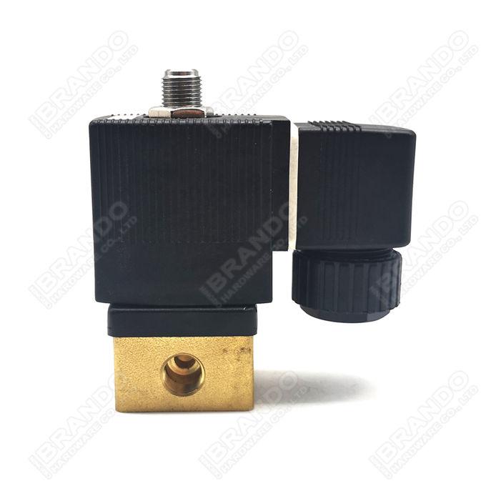 0927000 1/4'' Solenoid Valve For Screw Air Compressor 24VDC 220VAC 6