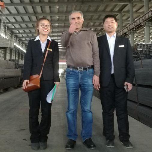 Cangzhou Zhongshun Steel Pipe Trade Co., Ltd.