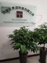 Shijiazhuang Taihong Clothing Co., Ltd