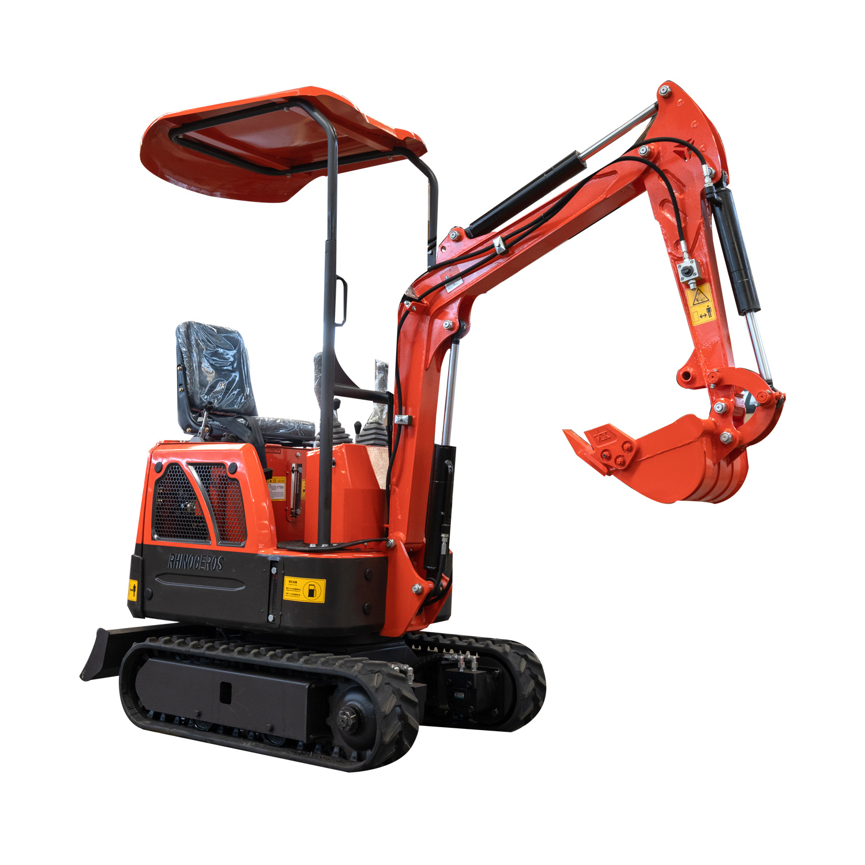 1Ton mini excavator