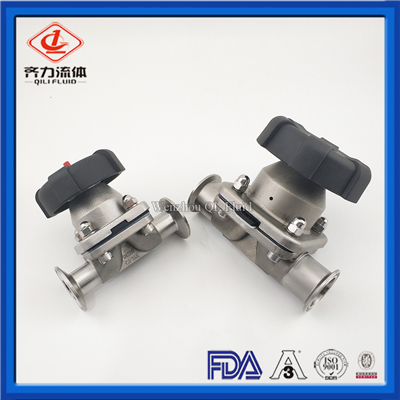 Stainless Steel Sanitary pharmacy diaphragm valve
