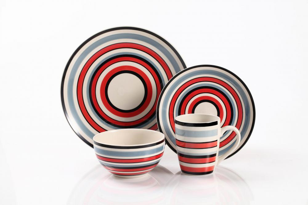 Handpainted Dinner Set 3