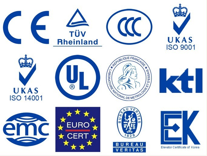 Products List Certified by CE