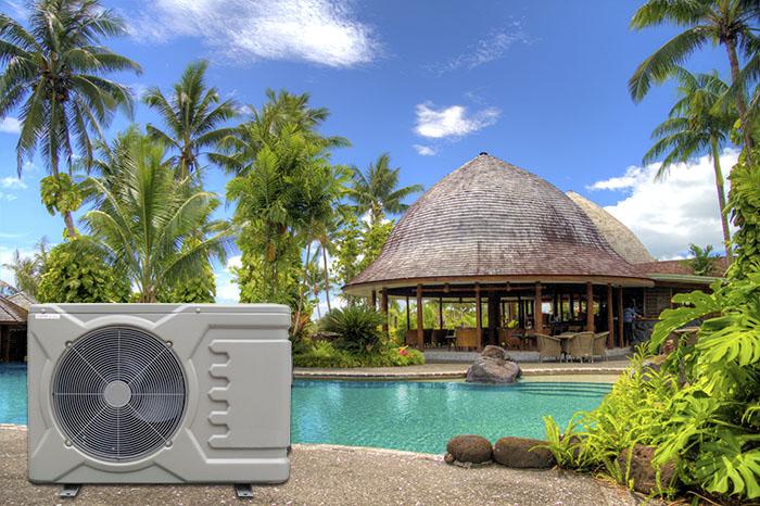 Comfortable Pool Heat Pump