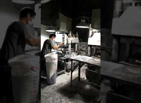 Ningbo Shuangfan Plastic Dominoes Produce Assembly Line