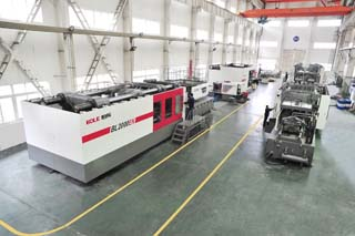 Ningbo Shuangma Machinery Industry Co., Ltd