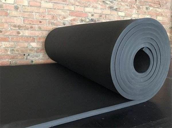 Colorful Rubber Foam Boards