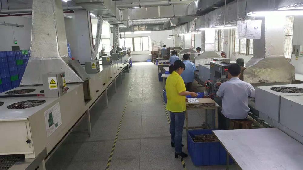 Silk Screen Production line