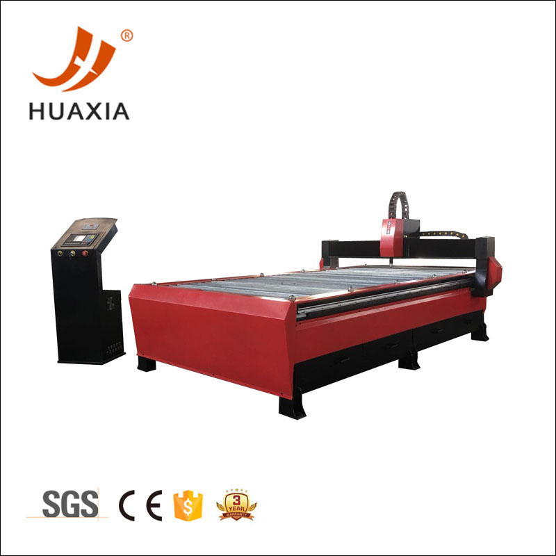 plasma cutting machine cut stainless steel