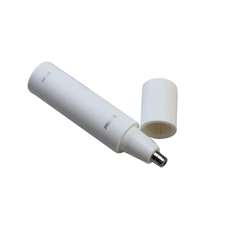 Fornecedor de fábrica 2 em 1 aparador de cabelo de sobrancelha elétrico de boa qualidade Aparador de cabelo e nariz