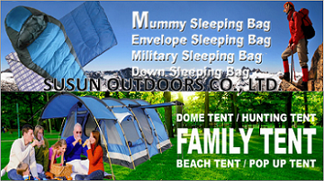 Camping Tent Supplier: Outdoor Camping Tent, Family Camping Tent Wholesale from China