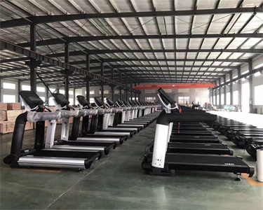 Guangzhou Treadmill Factory--Ganas Cardio Machine