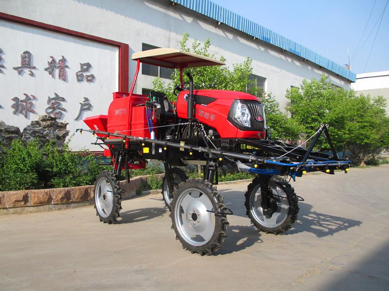Rociador de pluma pulverizadora tipo tractor vendedor caliente 2020 para agricultura