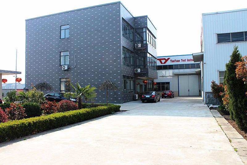 Jiangsu Tianyuan Testing Equipment Co., LTD