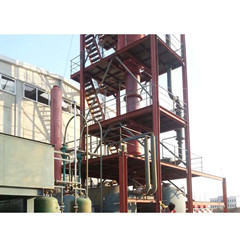40TPD Waste Oil Distillation Machine Plant in Turkey