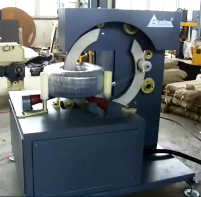 steel coil wrapping machine-Sinolion Machinery