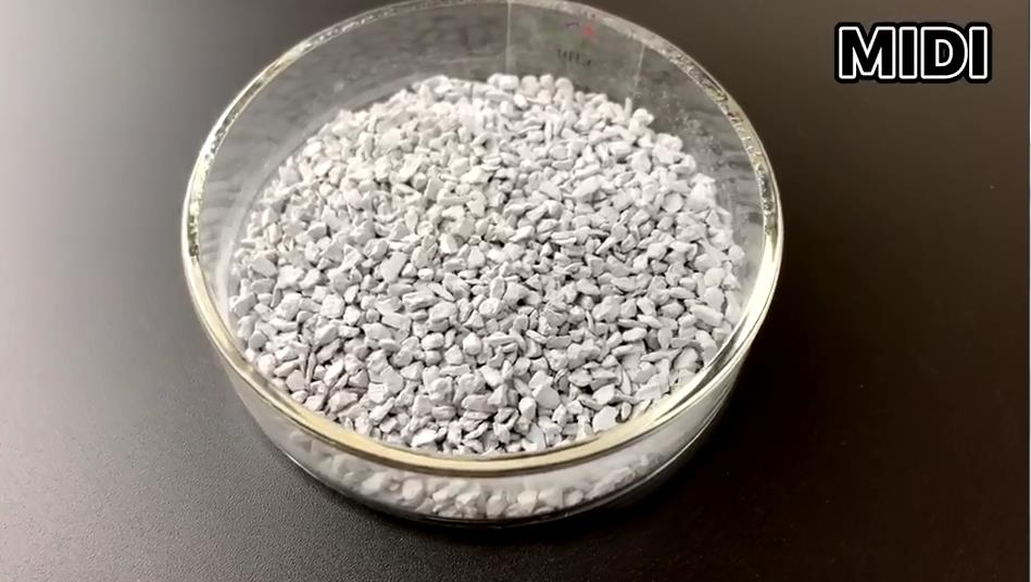 Dcp white squeezed granular