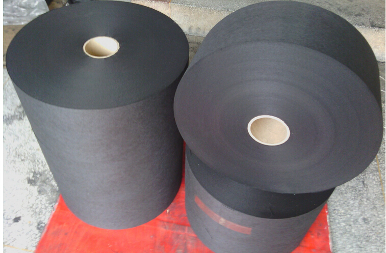 Activated carbon nonwoven fabric