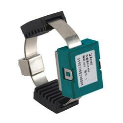 Small wireless temperature sensor receiver