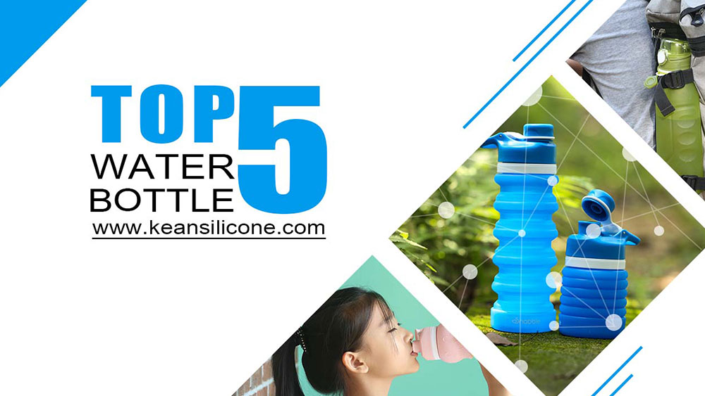 5 best collapsible water bottle