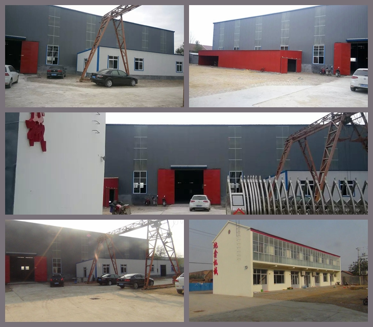 CANGZHOU DIXIN ROLL FORMING MACHINE CO.LTD