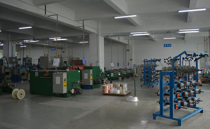 Shiled Production Line