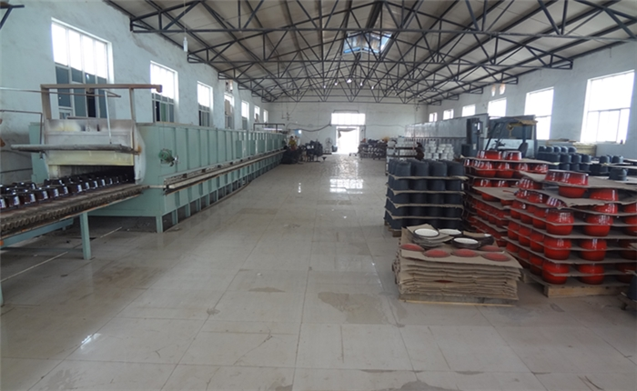 factory for cast iron cookware