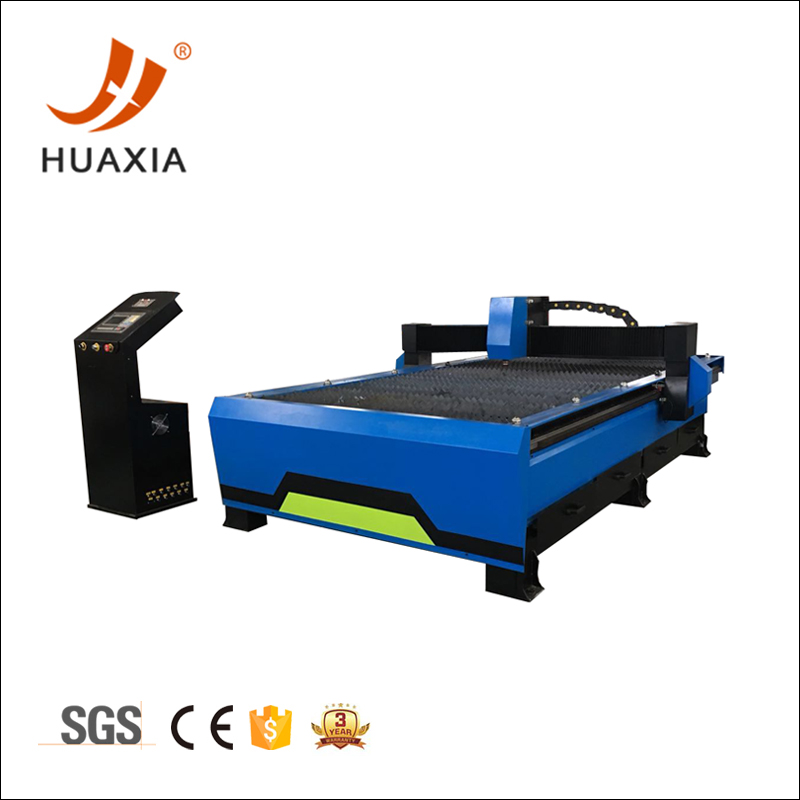 Plasma cutting machine with Hypertherm 65A power source