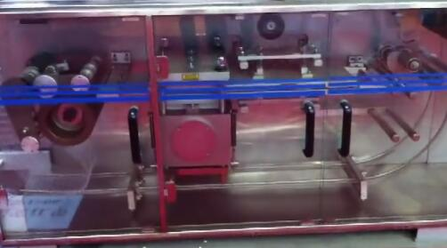 ALU-PVC BLISTER packing machine & cartoning machine whole line production(high speed)