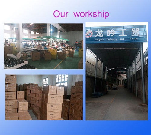 Yongkang Longyin Industry and Trade Co., Ltd.