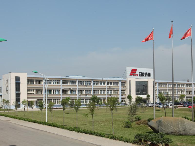 RIFA TEXTILE MACHINERY CO.,LTD