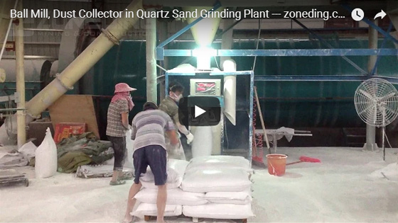 Quartz Sand Ball Mill Machine