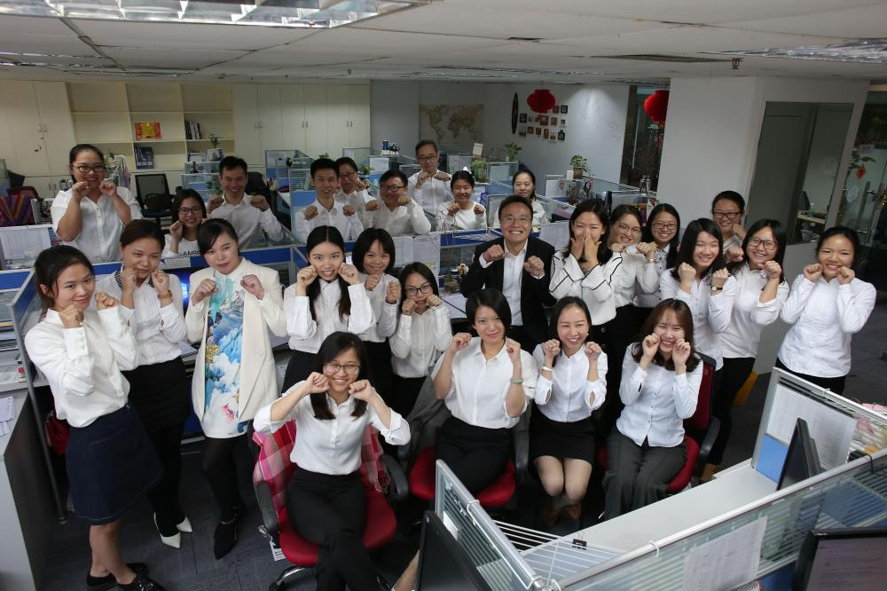 Family Portrait of Shenzhen Goglobal 2
