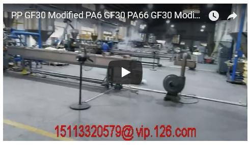 Modified PP GF30/ PA6 GF20 Filled/ PA66 GF30 Reinforced