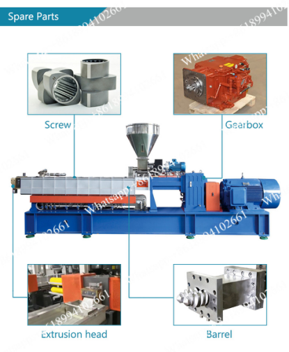 Leistritz Twin Screw Extruder